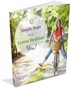 10 Simple Steps to a Healthier You eBook