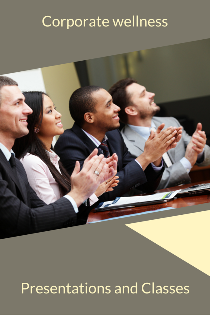 Corporate Wellness Presentations
