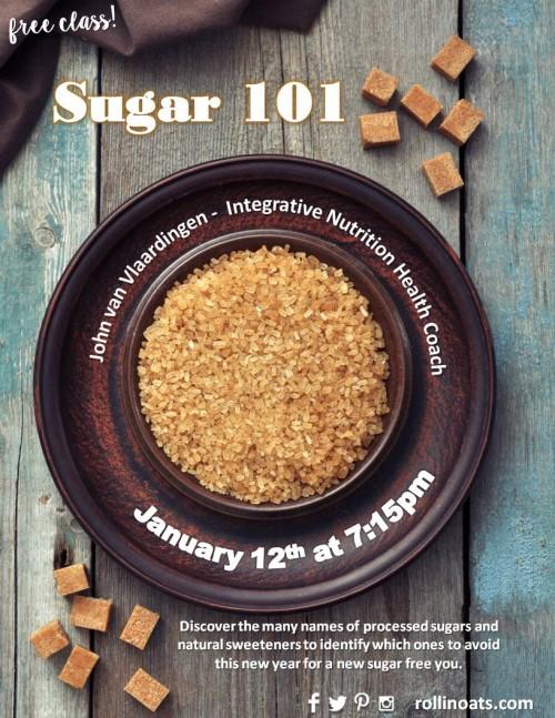 Flyer - Sugar 101