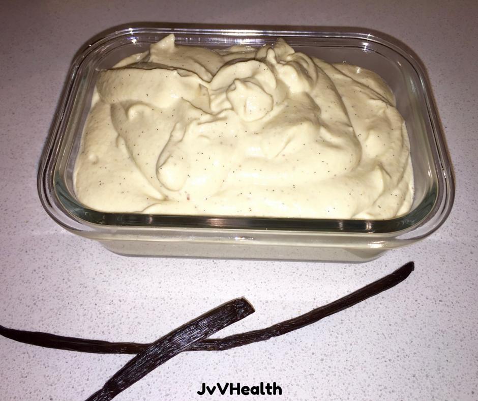 Cashew Vanilla Cream