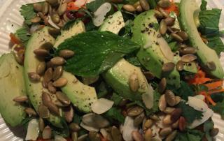 Crunchy Vietnamese Salad