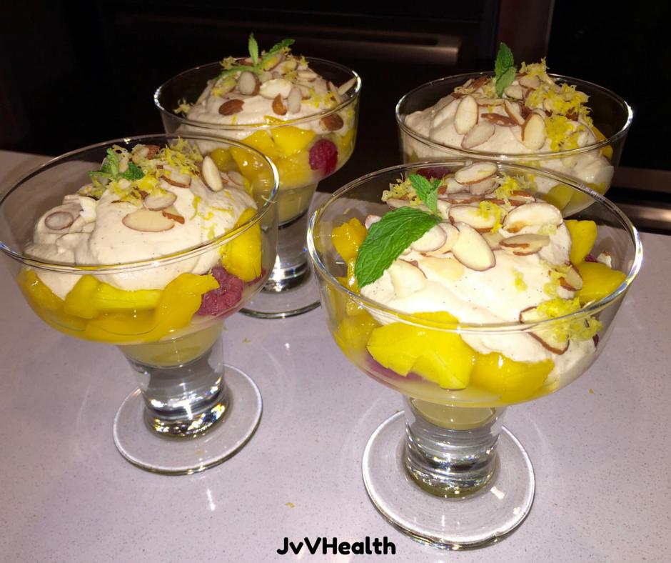 Mango Parfait - JvVHealth