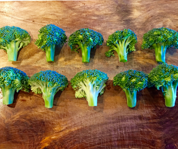 Mise en Place Broccoli
