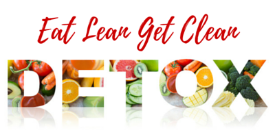 Eat Lean, Get Clean Detox Image