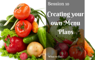 creating-your-own-menu-plans