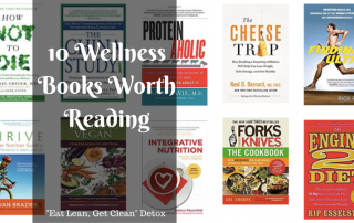 10 Wellness Books Worth Reading