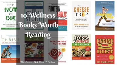 10 Wellness Books Worth Reading