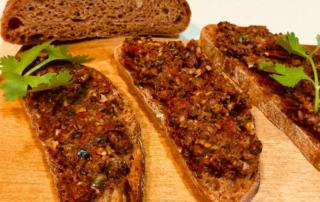 Olive & Sun-Dried Tomato Tapenade